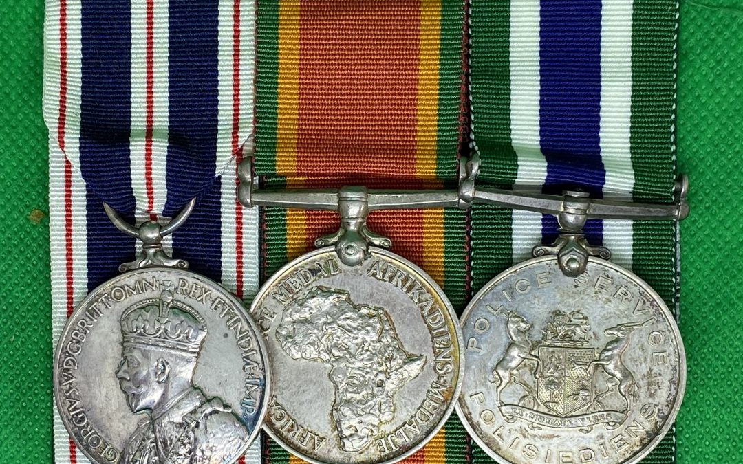 SA Police / Politie, SA Railway and Harbour Police, SA Prisons,  18 years of dedicated service or act of Gallantry…. A single medal can hide an amazing story of devotion and duty to Protect and Service.