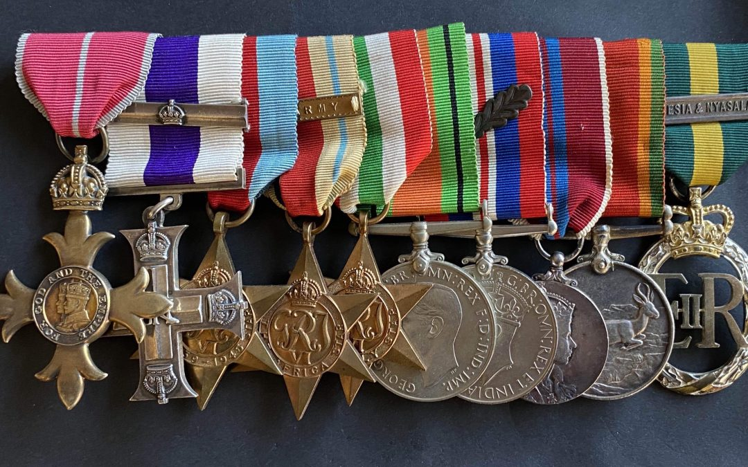 "Breaking ""The Rules"" – The South African Africa Service Medal to Southern Rhodesians and more…"